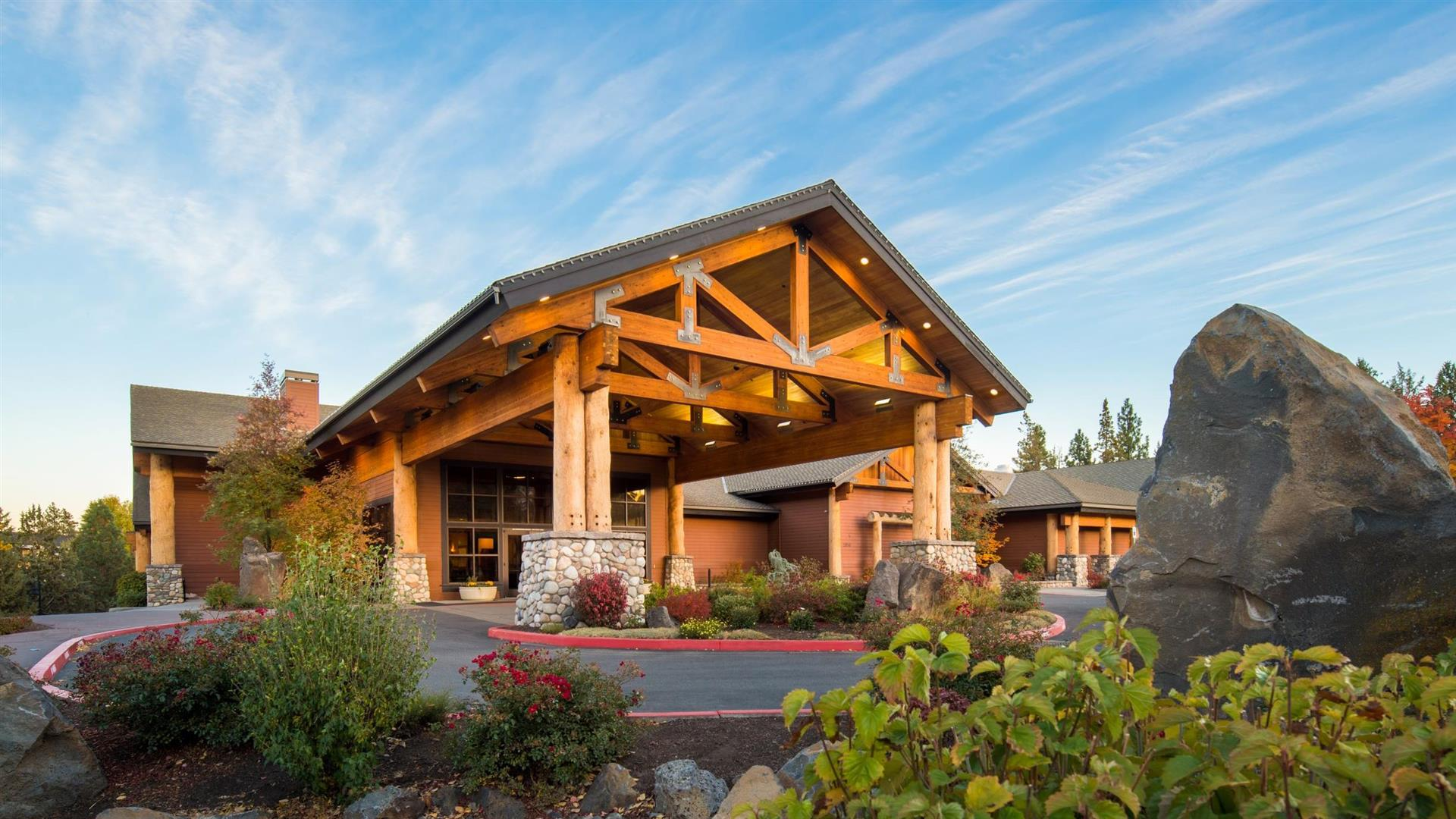 Meetings and events at The Riverhouse on the Deschutes, Bend, OR, US