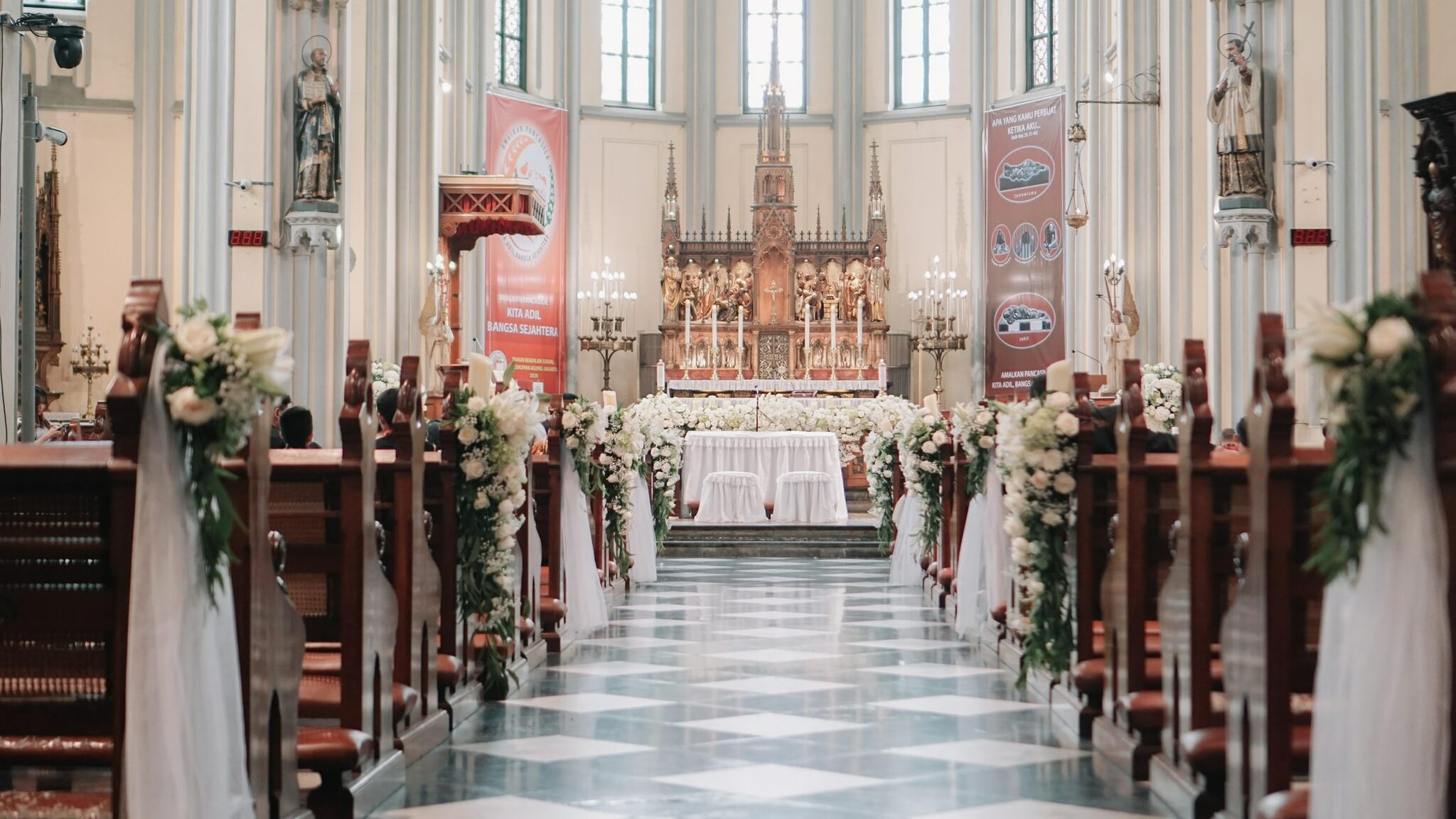 Best Church/Temple wedding venues in Texas