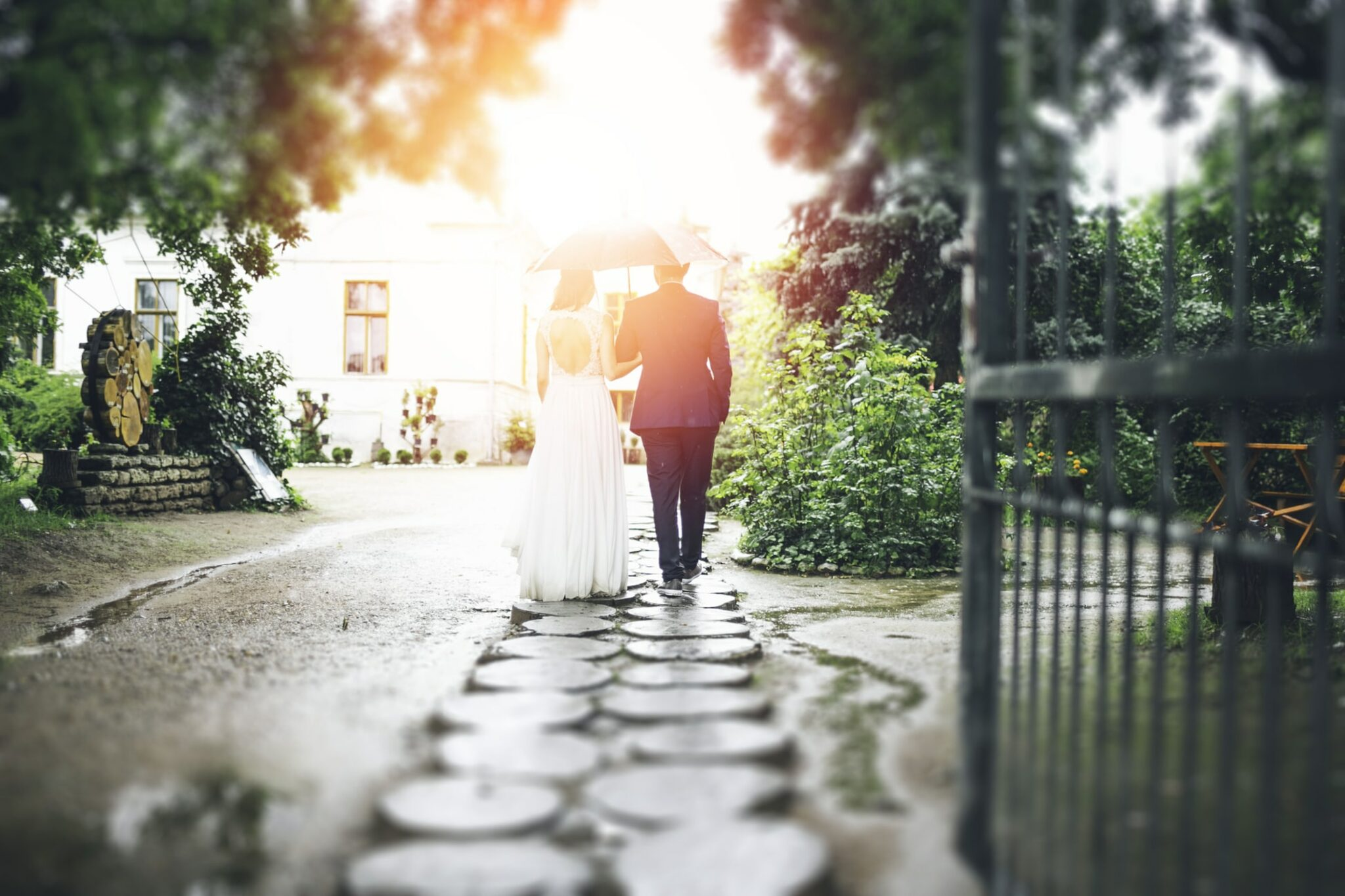 Best Park/Garden wedding venues in Texas