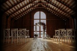 Best Rustic & Barn wedding venues in Montana