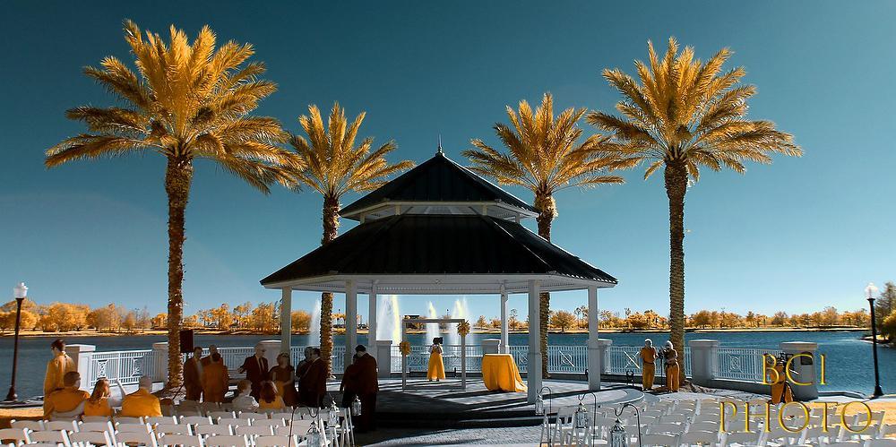 Tradition Town Hall wedding Central Florida Beaches/Coast