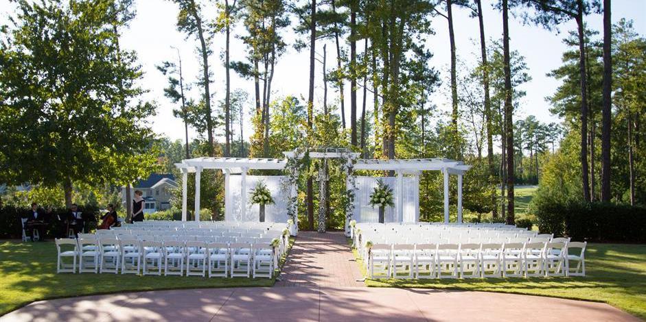 Brier Creek Country Club wedding Raleigh/Triangle