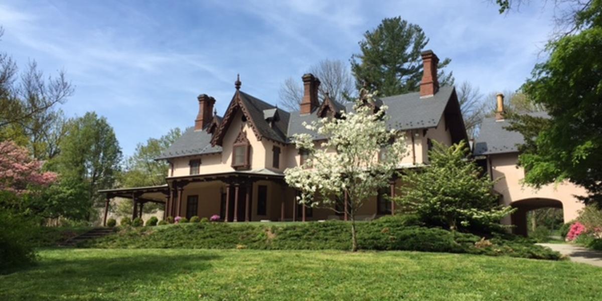 The Historic Grange Estate wedding Philadelphia