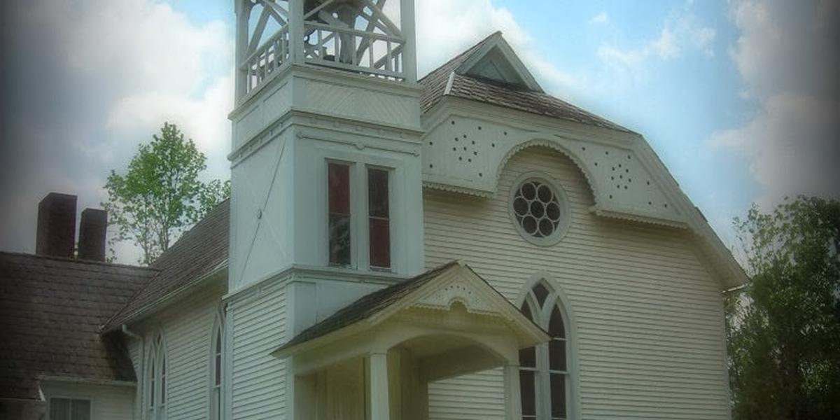 Shannondale Presbyterian Church wedding Knoxville