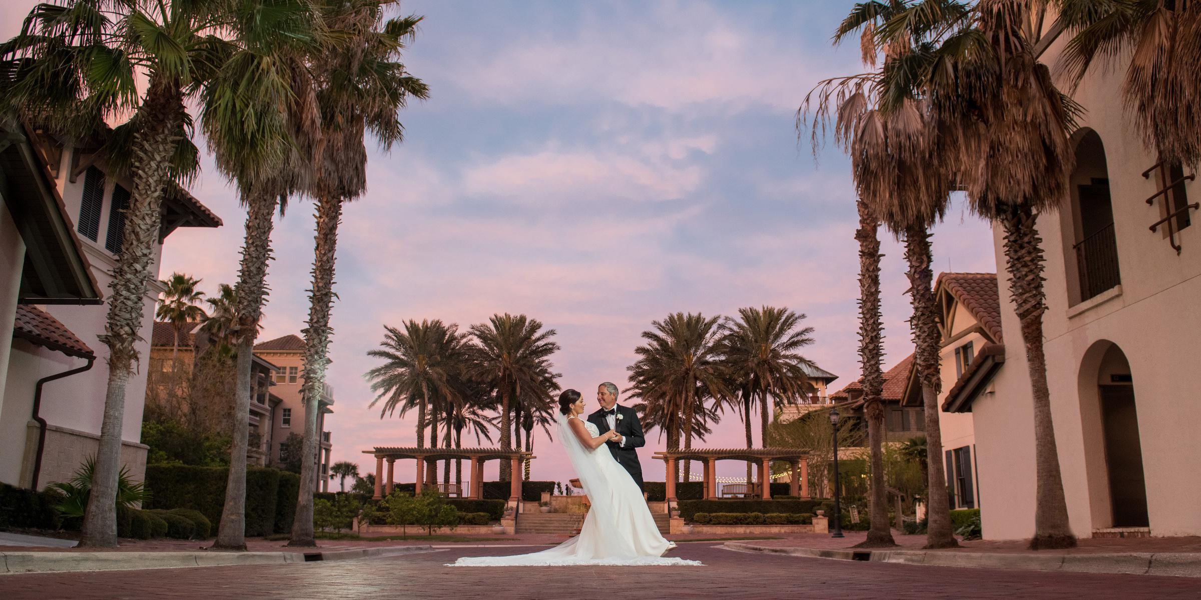 The Palencia Club wedding Jacksonville