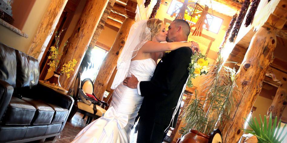 Nature Pointe Weddings wedding New Mexico