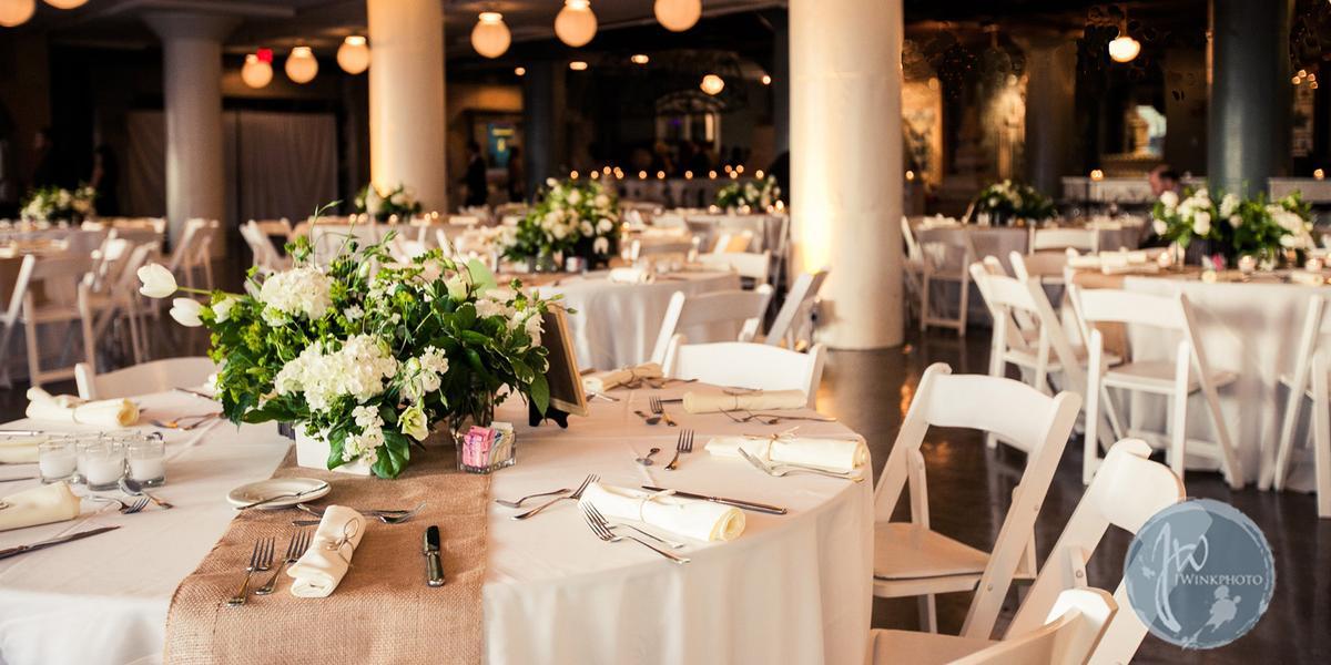 City Museum wedding St. Louis