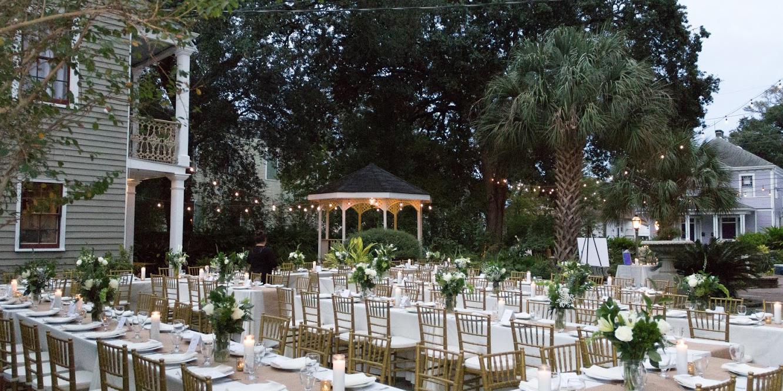 Benachi House wedding New Orleans