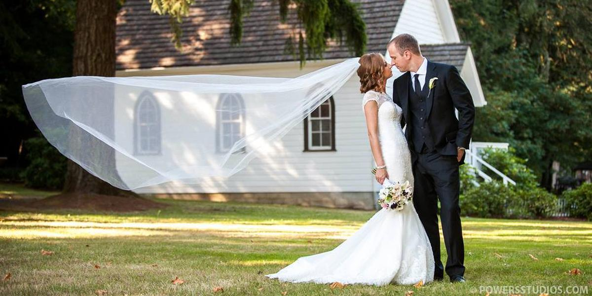 Pioneer Church @ Baker Cabin wedding Portland