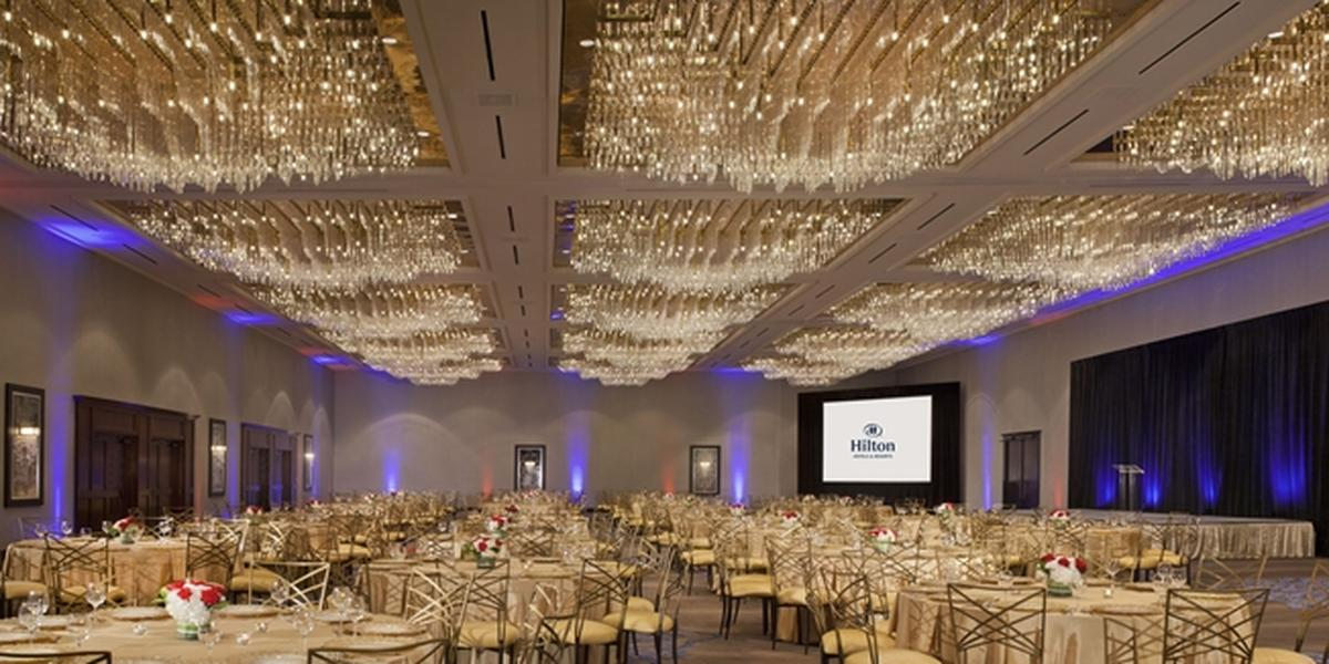 Hilton Fort Worth wedding Dallas