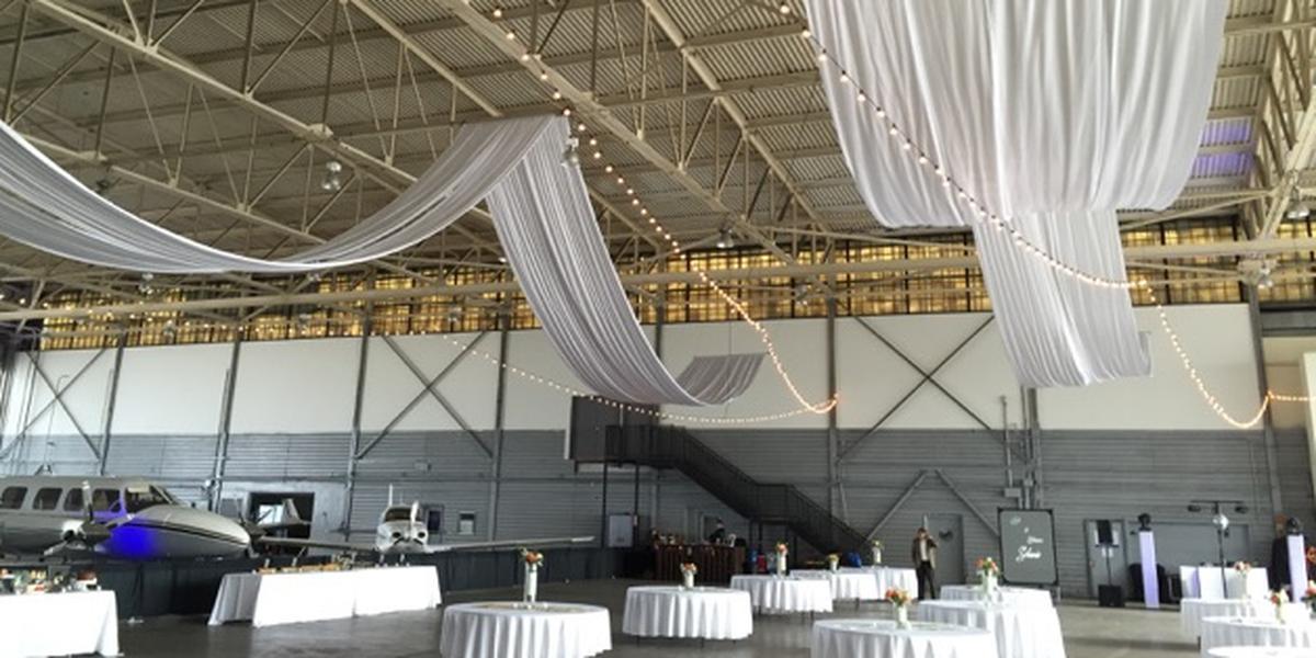 Louisville Executive Aviation wedding Louisville