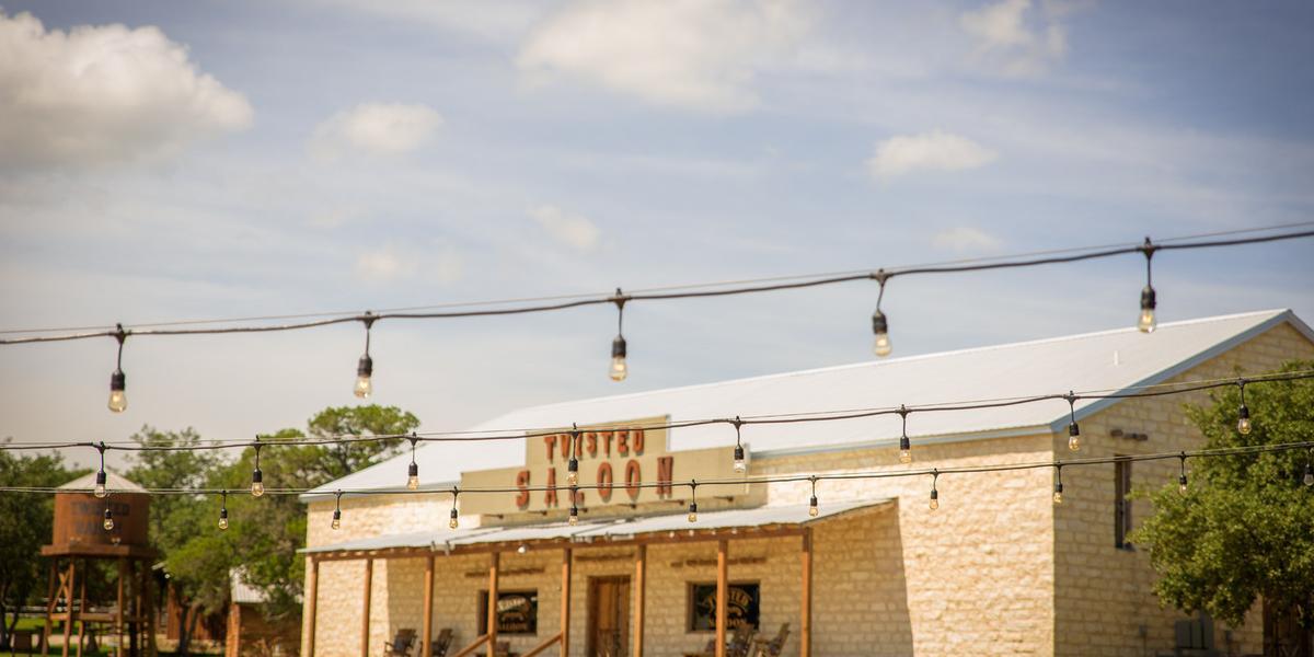 Twisted Ranch Weddings wedding Austin