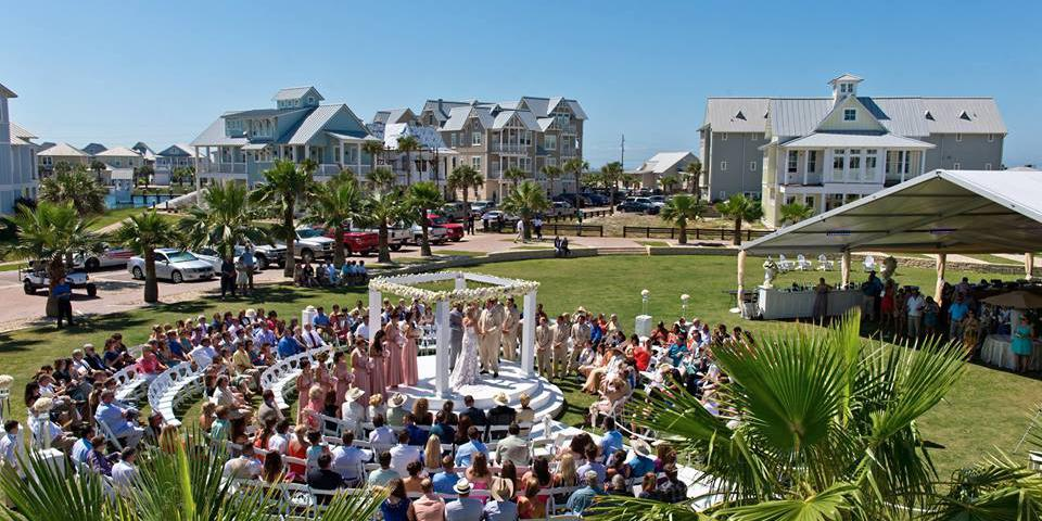 Cinnamon Shore wedding Corpus Christi