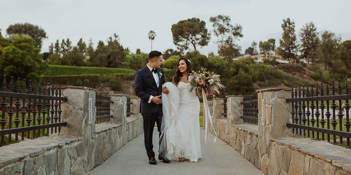 Friendly Hills Country Club wedding Los Angeles