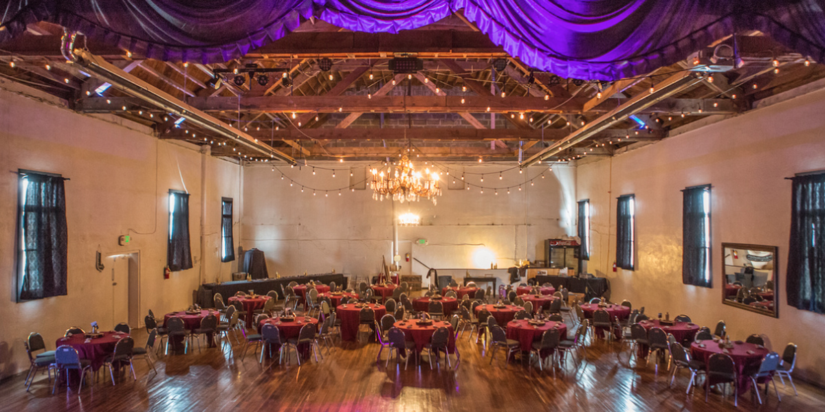 The Loft Theater at BV wedding Aspen/Vail/High Rockies