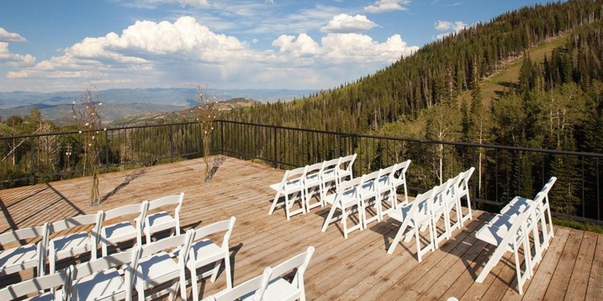 Mid-Mountain Lodge wedding Salt Lake City