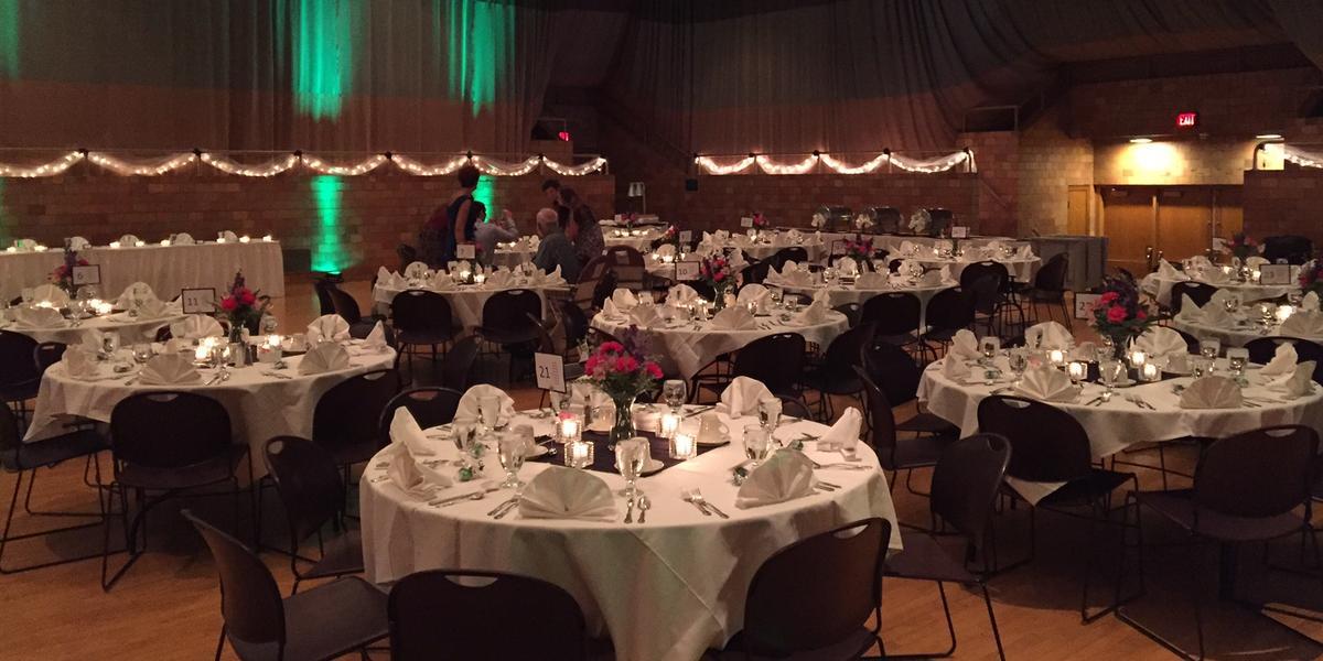 Honeywell Foundation wedding Northeast Indiana