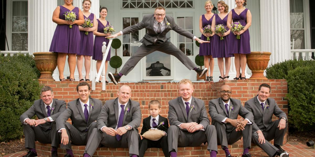 Hudson Manor wedding Raleigh/Triangle