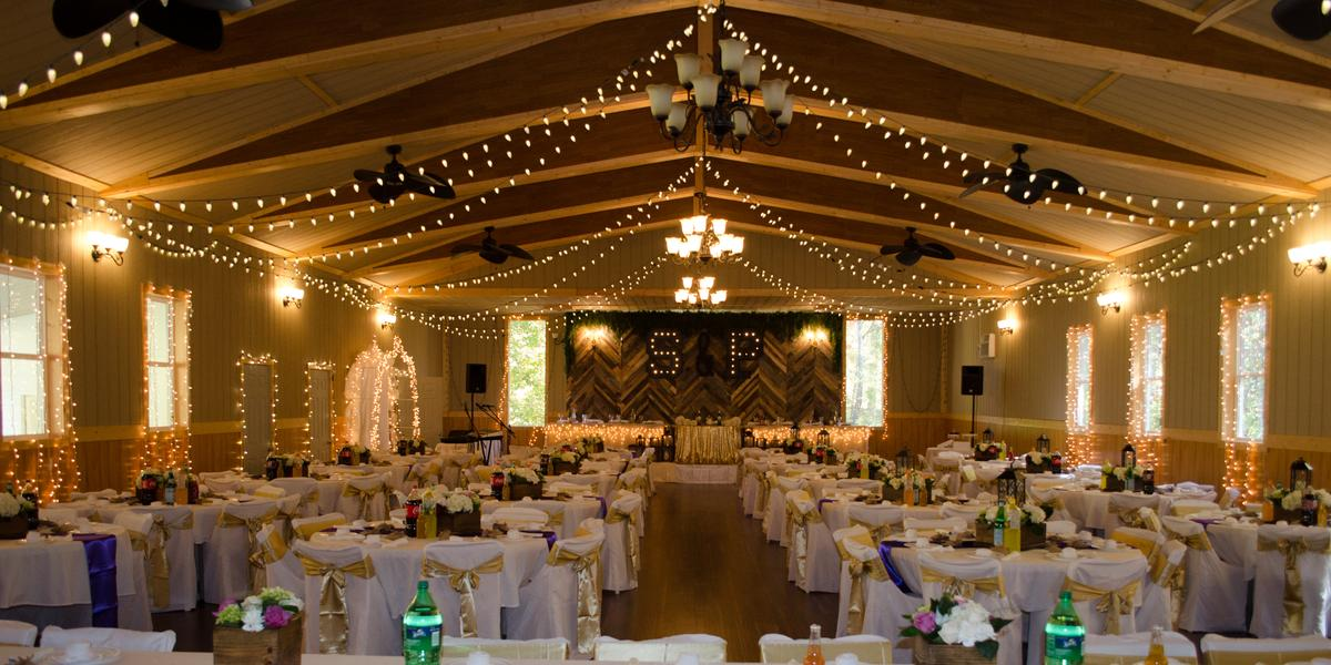 Garden of Sunshine Hollow wedding Chattanooga