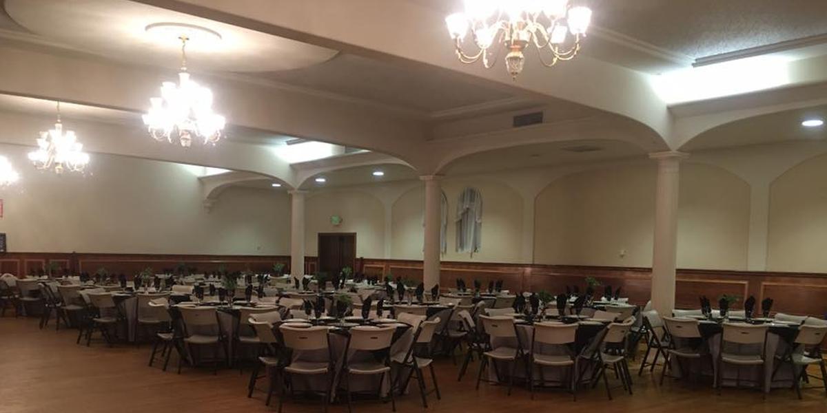 I P F E S Tracy Ballroom wedding East Bay