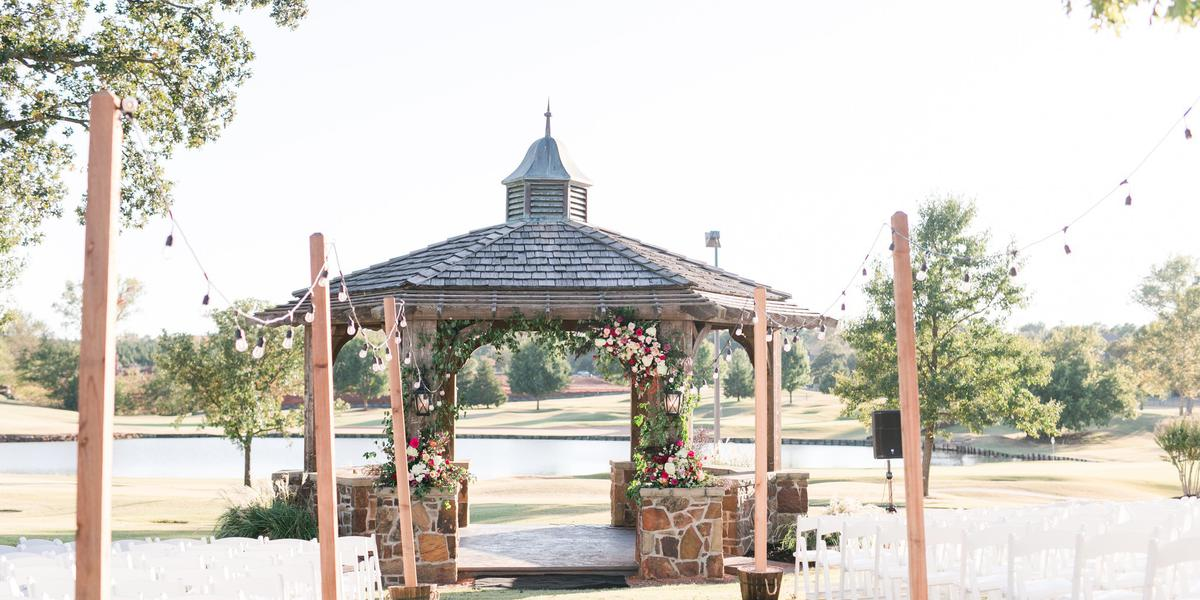 Oak Tree Country Club wedding Oklahoma City