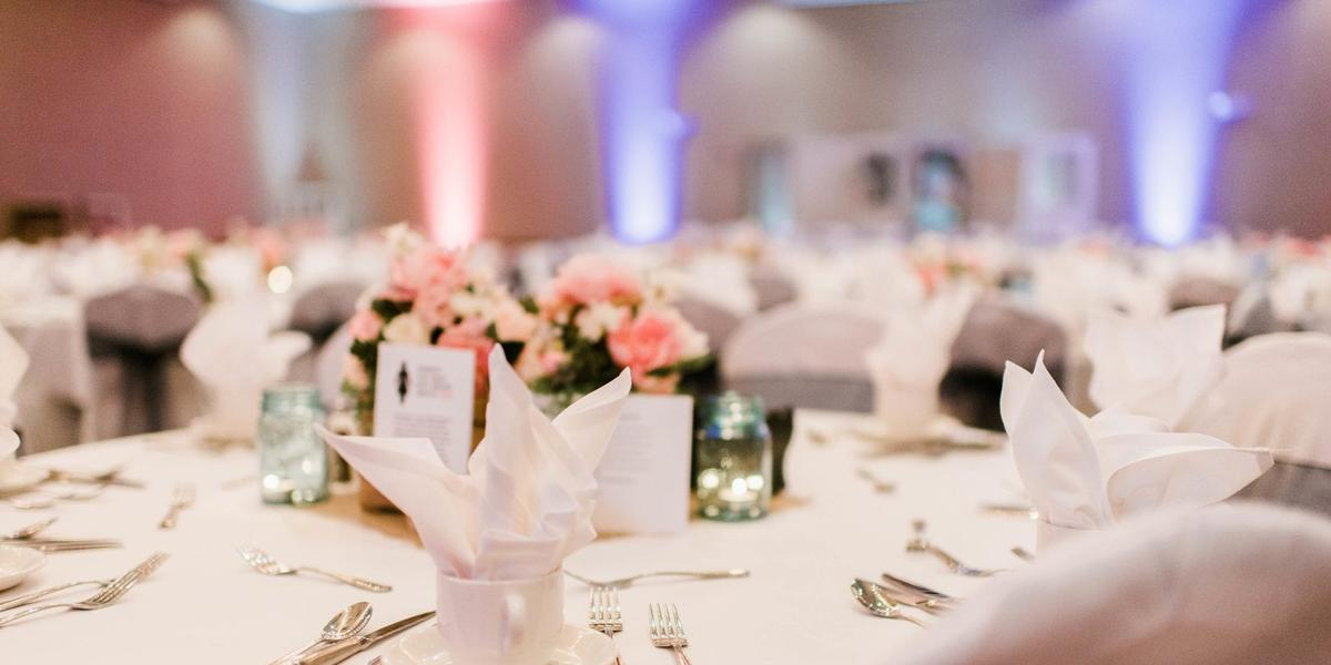 Holiday Inn Conference Center Marshfield wedding Wausau