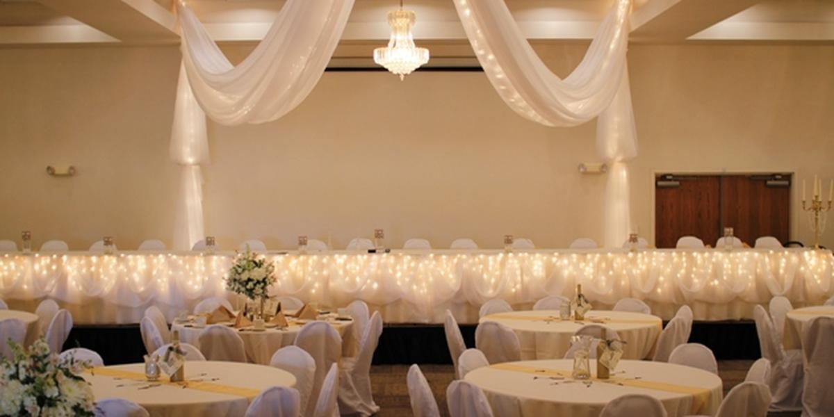 La Sure's Banquet Hall wedding Green Bay
