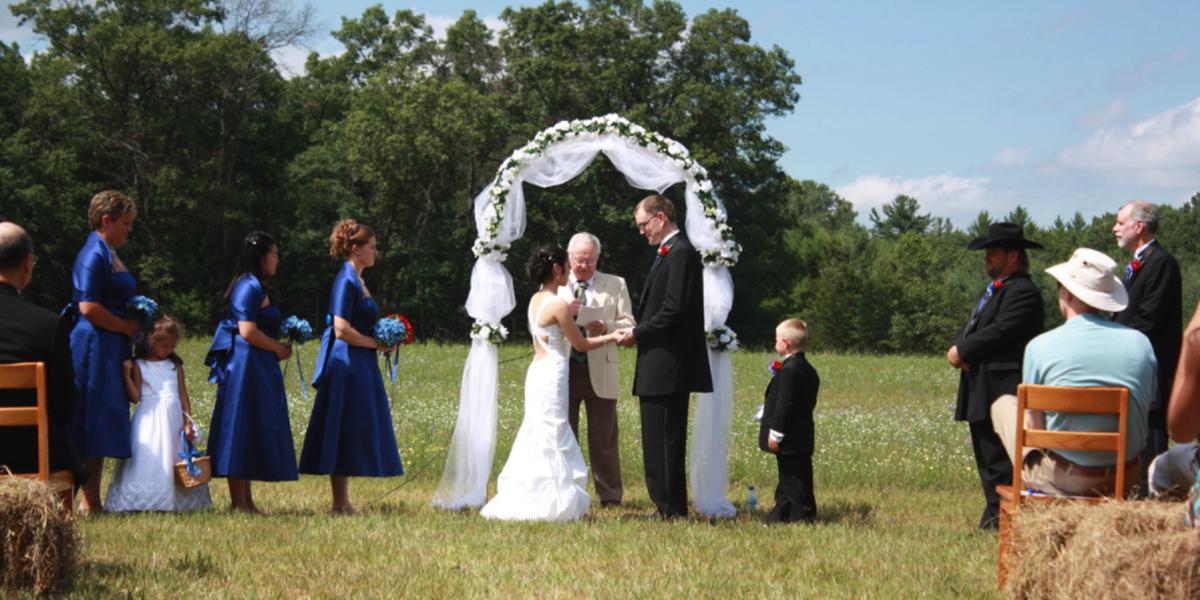 Woodside Ranch wedding Madison
