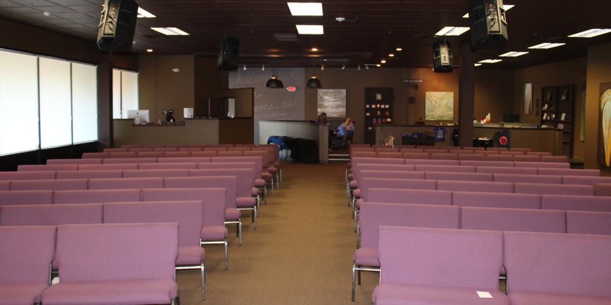 Sweetwater Church wedding Houston