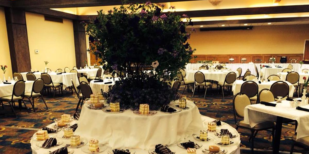 Holiday Inn Great Falls Conference Center wedding Montana