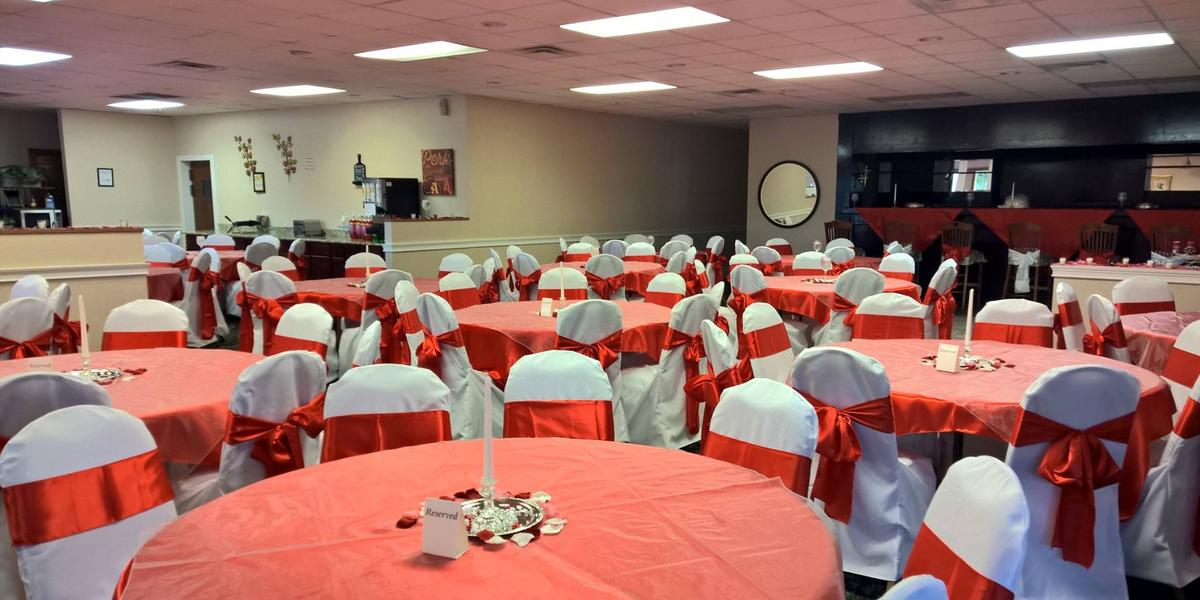 Ramada Inn and Conference Center Warner Robins wedding Macon