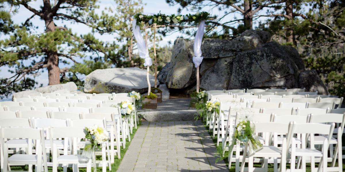 The Ridge Resort Tahoe wedding Tahoe