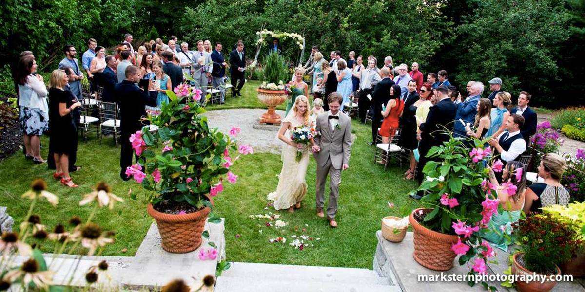 The Herb Lyceum wedding Boston