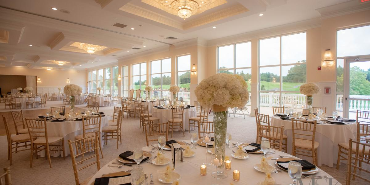 Indian Pond Country Club wedding South Shore