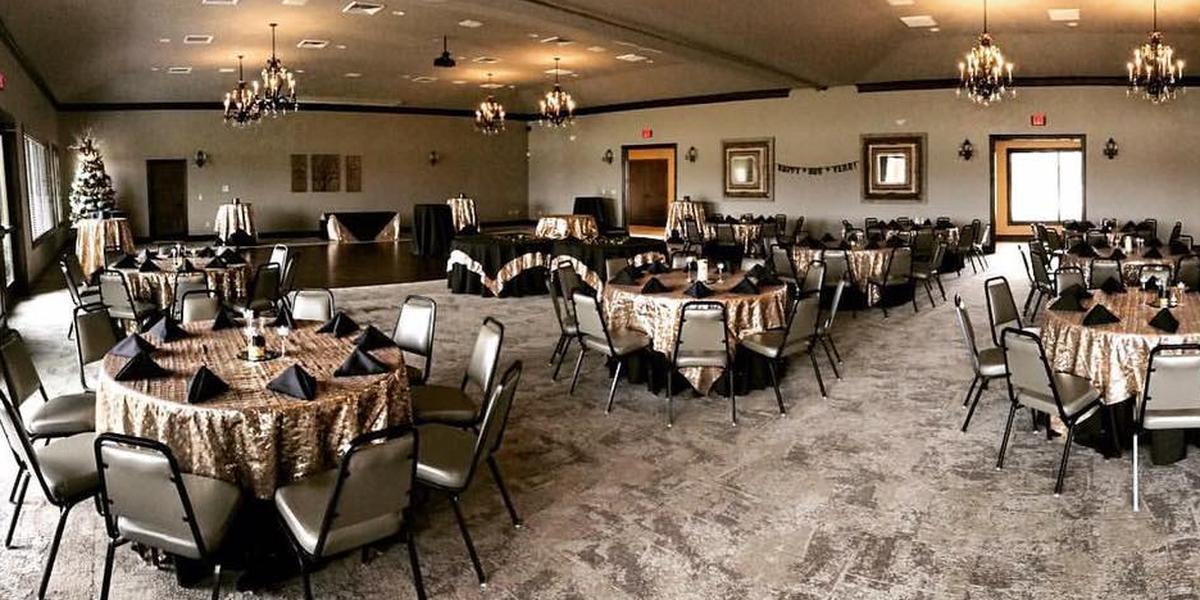Sulphur Springs Country Club wedding Dallas