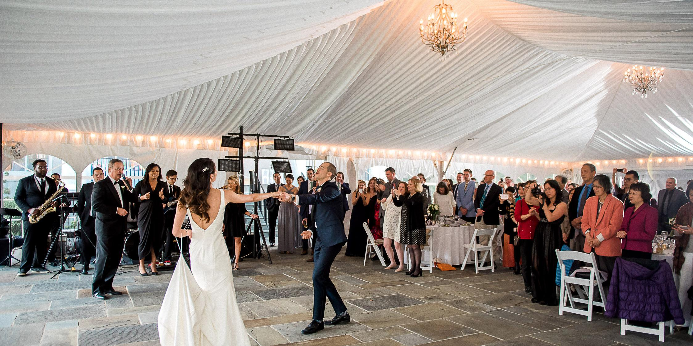 Strong Mansion wedding Frederick