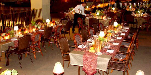 Park Heights Restaurant wedding Mississippi