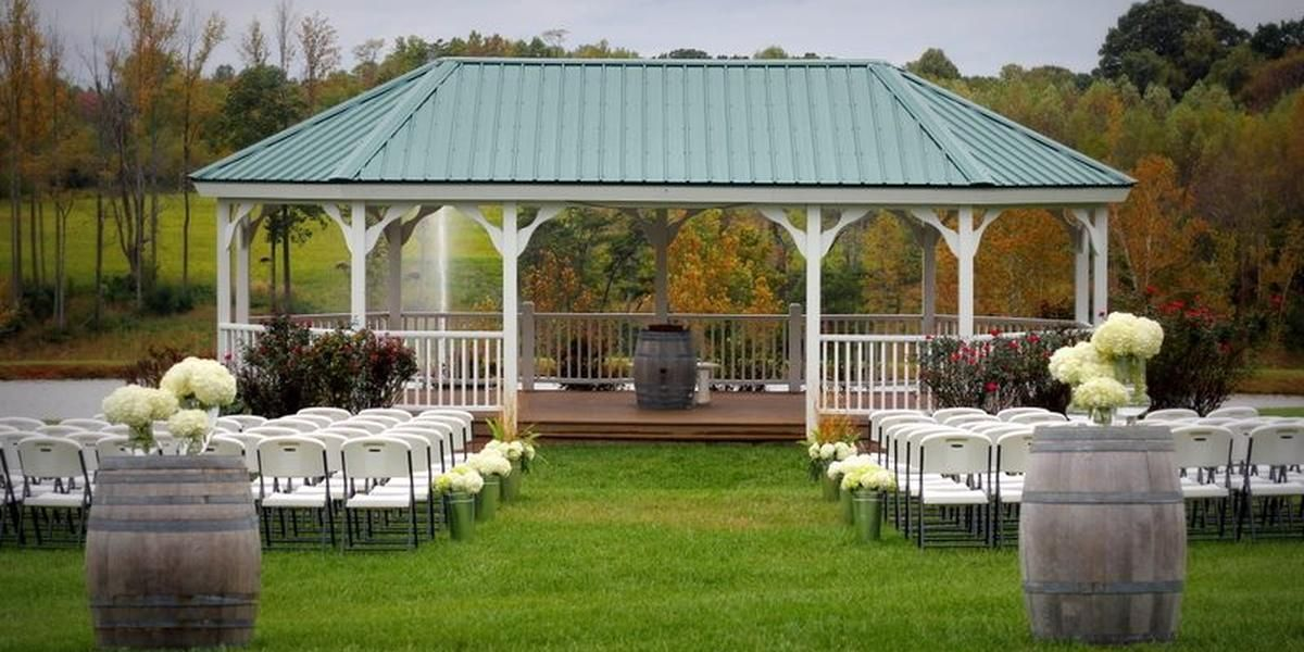 Autumn Creek Vineyards wedding Greensboro/Triad