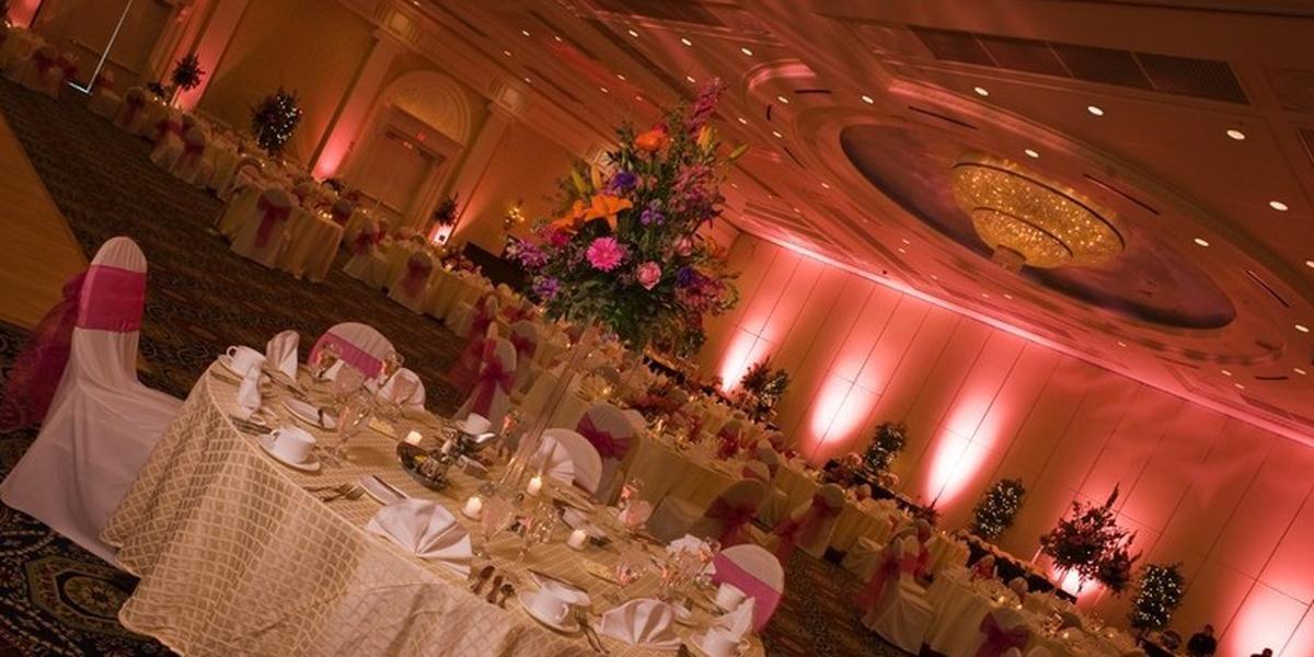 Dover Downs Hotel Casino wedding Delaware