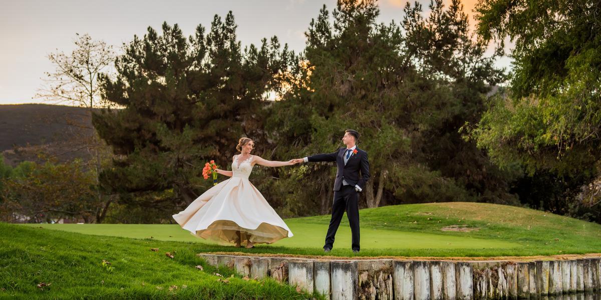 Weddings At Twin Oaks wedding San Diego