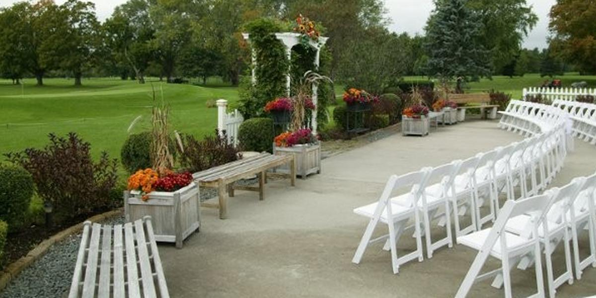 Easton Country Club wedding South Shore