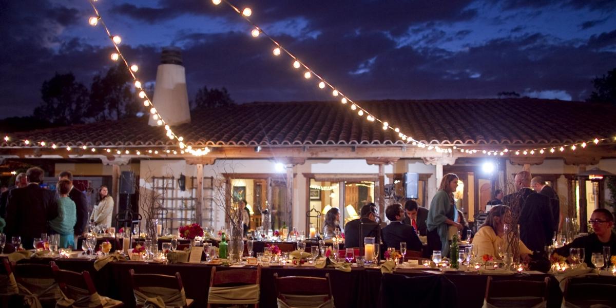 The Casitas Estate wedding Central Coast
