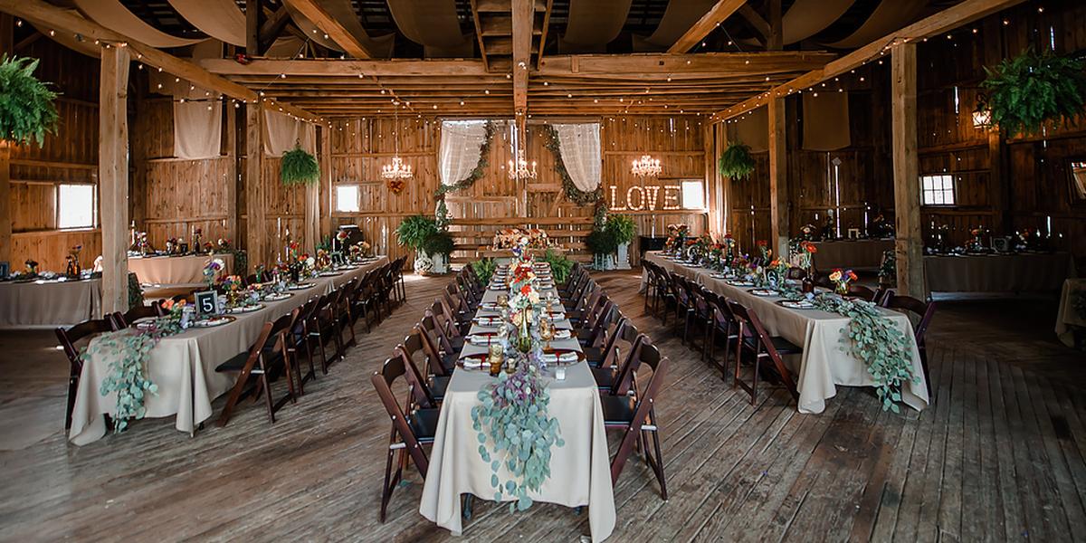 Shady Elms Farm wedding Pittsburgh