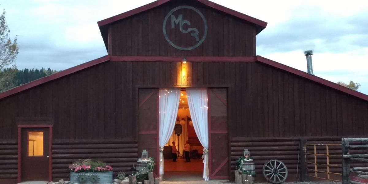 Moose Creek Ranch wedding Idaho