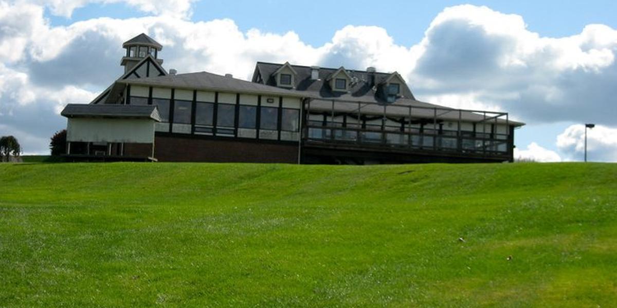 Eagle Knoll Golf Course wedding St. Louis