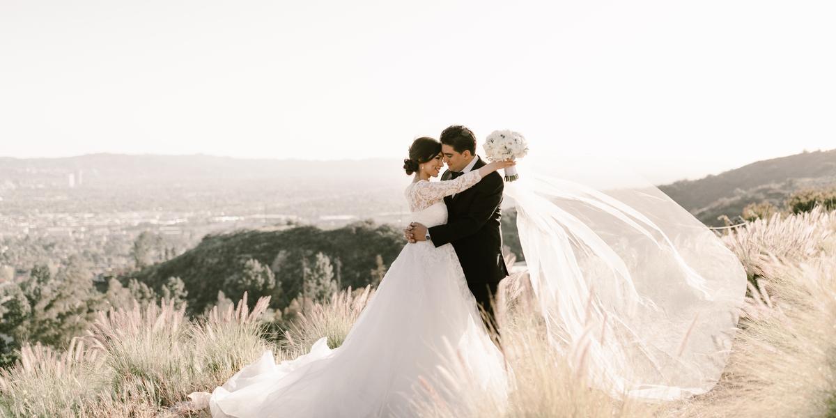 The Castaway Burbank wedding Los Angeles