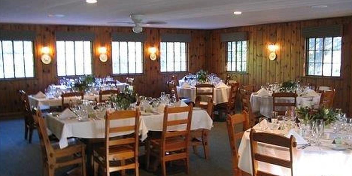 Lost Lake Lodge Resort wedding Minnesota
