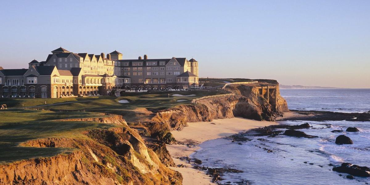 Half Moon Bay Golf Links wedding Peninsula