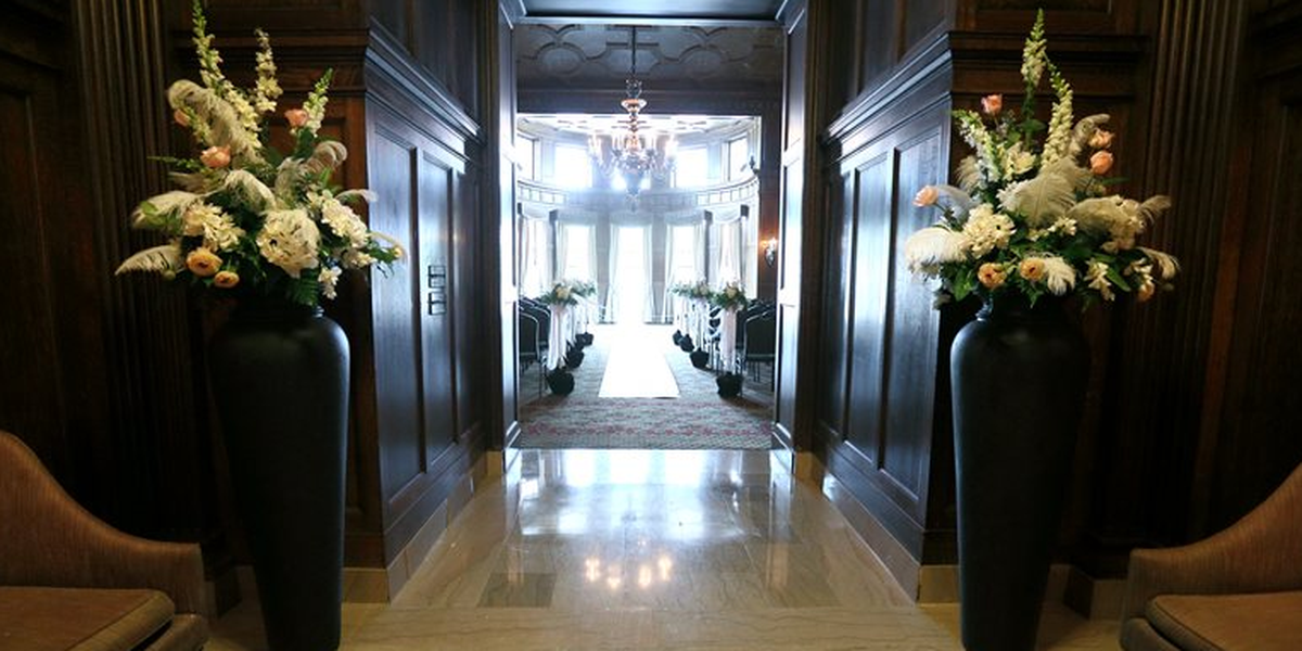 The Toledo Club wedding Toledo