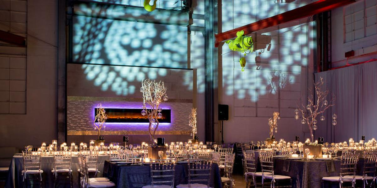 The Crane Bay Event Center wedding Indianapolis/Central Indiana